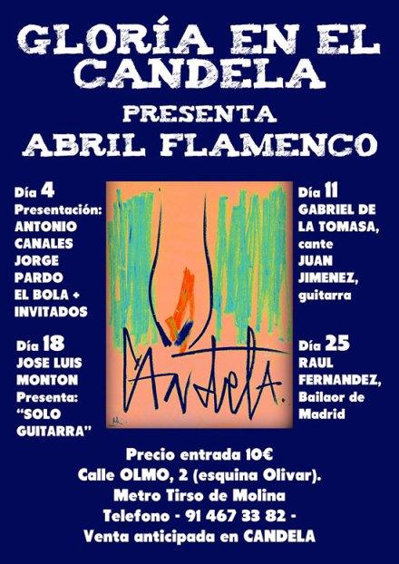 2013 Abril - El Candela